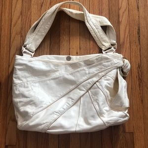Kooba leather purse - cream